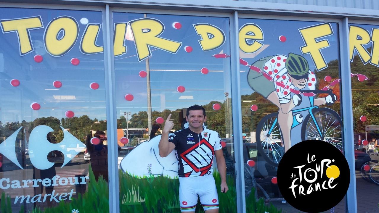 PirineoCTC Viviendo el Tour de Francia